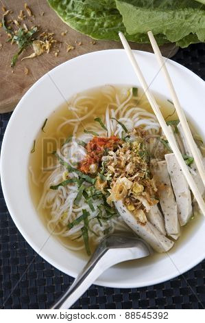 Pho Noodle For Lunch