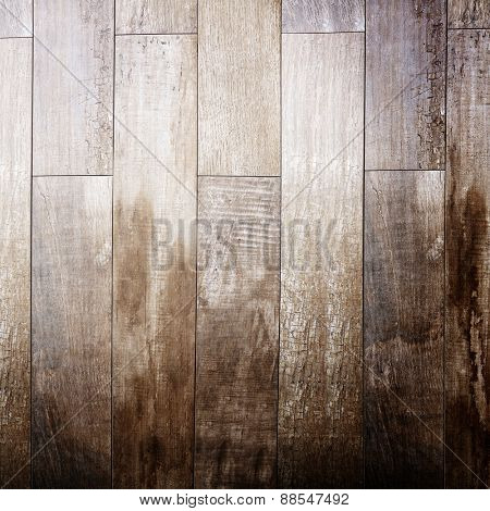 grunge wooden texture for background.