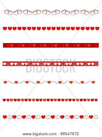 Heart Divider , Frame