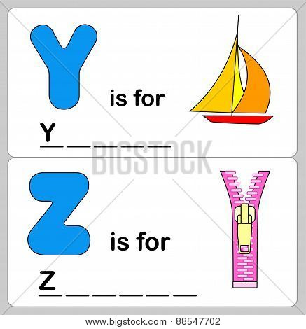 Alphabet Word Activity