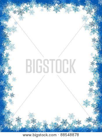 Snow Border / Frame