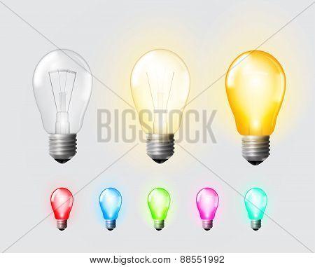 Glow bulb