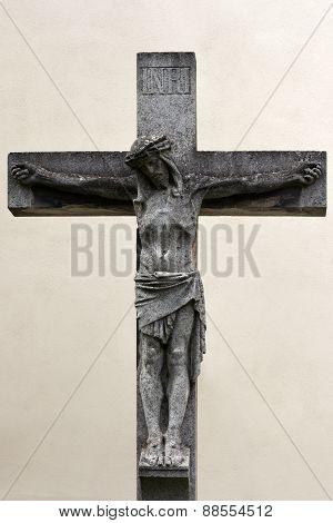 Crucifixion - Crist Crucified