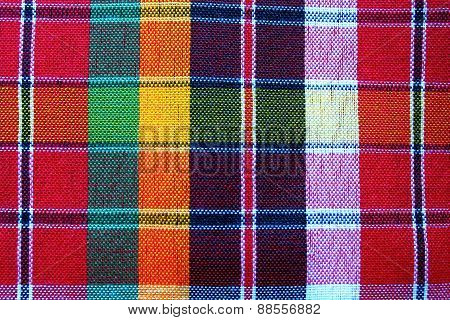 Beautiful plaid abric