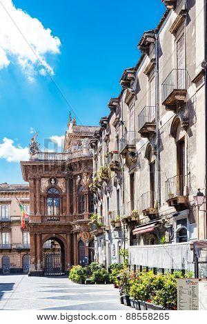 Teatro Massimo Bellini, Catania