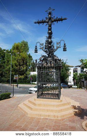Iron Cross, Priego de Cordoba.
