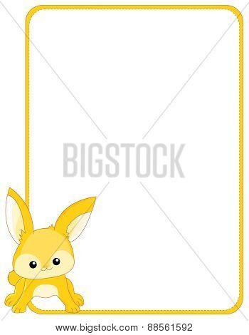 Bunny Border / Frame