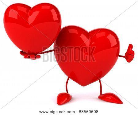 Fun heart