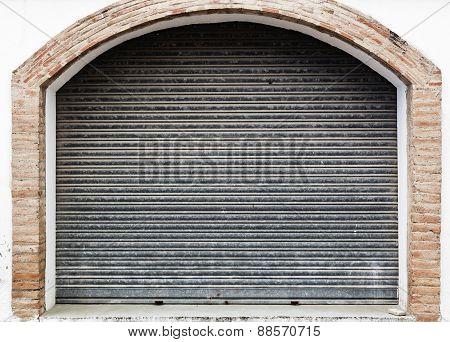 Warehouse Gate