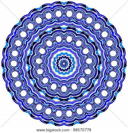 Circle Ornament.
