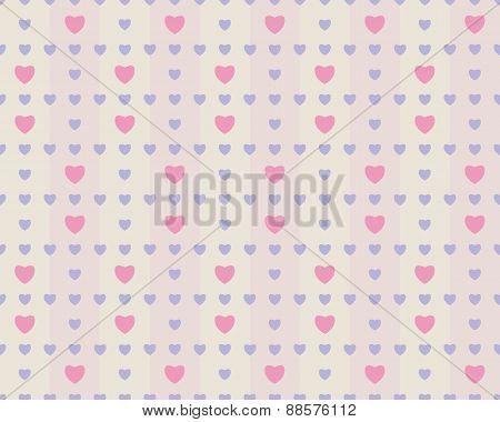 Gentle Romantic Pattern