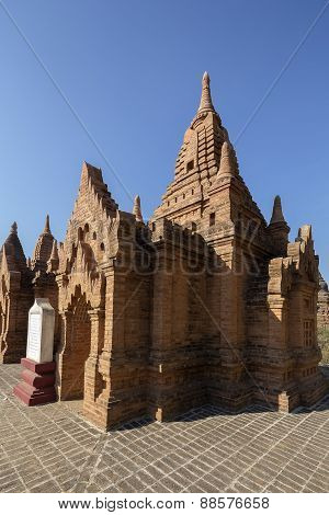 The Temples Of Bagan