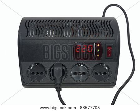 Voltage stabilizer household