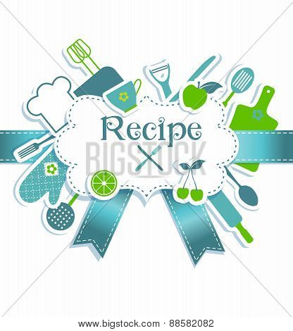 Recipes Illustration.