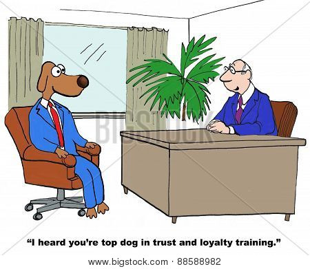 Trust and Loyalty Training