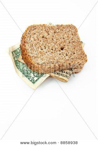 Dollar sandwich