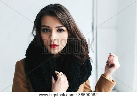Photo Of Girl With Studiol Light