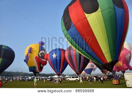 Hot Air Balloons In Immokalee Florida