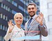 stock photo of gesture  - business - JPG