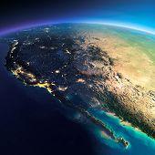 picture of western nebraska  - Highly detailed planet Earth - JPG