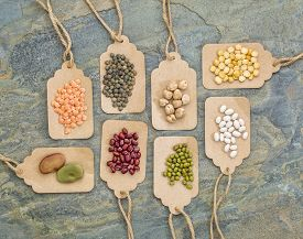 foto of pea  - legume abstract  - JPG