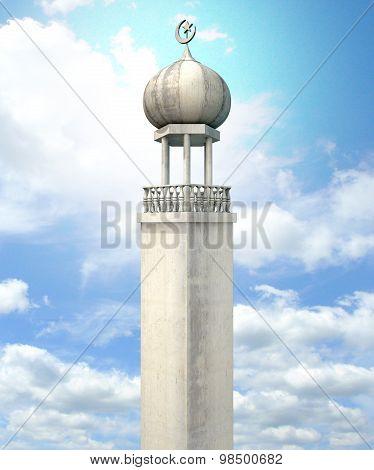 Islamic Minaret