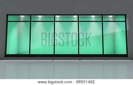 Shop Window Display