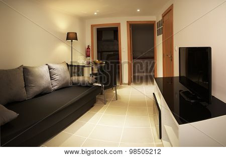 Small Living Room House Interior