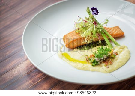 Salmon Recipes With Dill Cream Sauce
