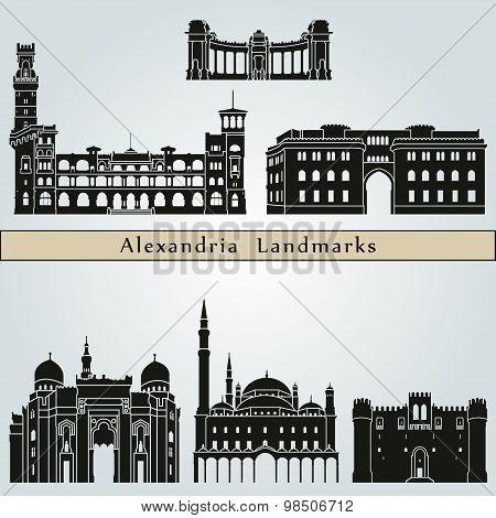 Alexandria Landmarks