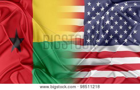 USA and Guinea-Bissau