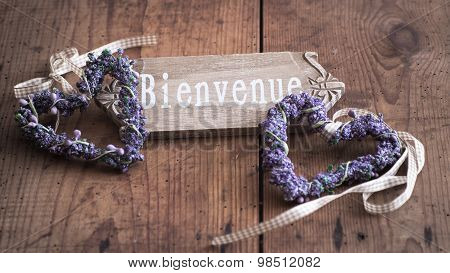 Bienvenue - Welcome To France