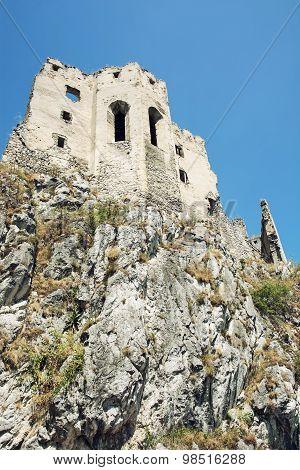 Beckov Castle Ruins