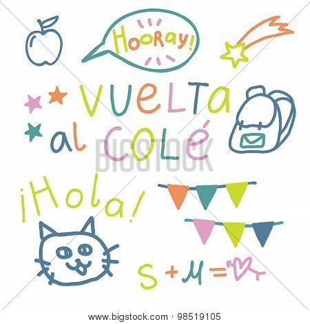 Spanish text