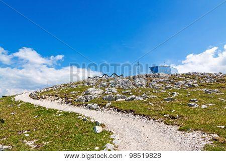 Dachstein-krippenstein, Path To The World Heritage Spiral