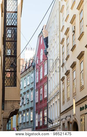 Schönlaterngasse In Vienna