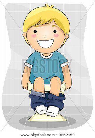 Kid Bowel Movement