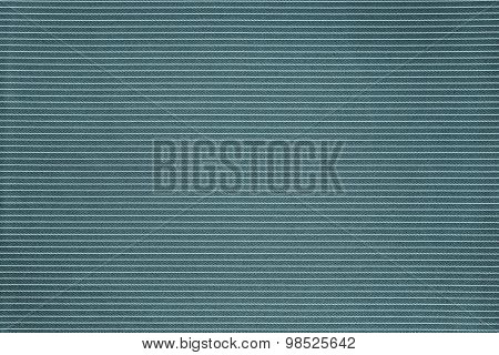Dark Turquoise Of Fabric With Speckled Texture
