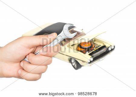 Car Repair high