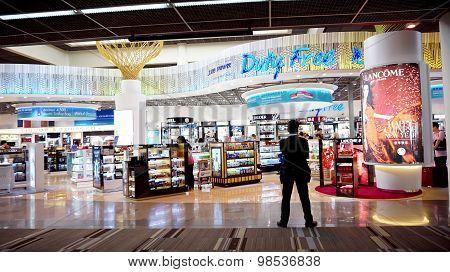 Shopping Paradise, Thailand Airport Duty Free