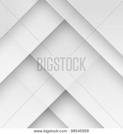 White paper material design wallpaper