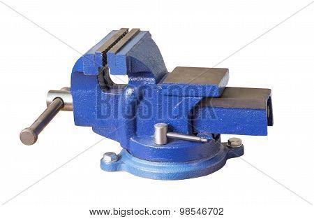 Blue Steel Vise