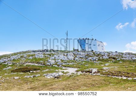 World Heritage Spiral, Dachstein-krippenstein