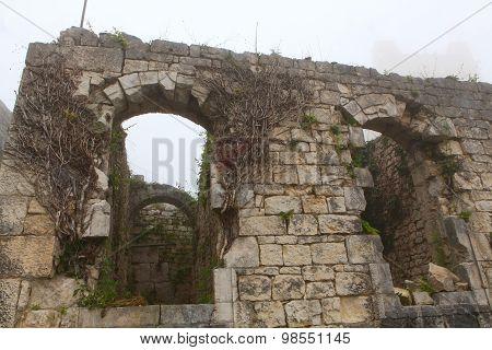 Anakopiya Fortress In Abkhazia