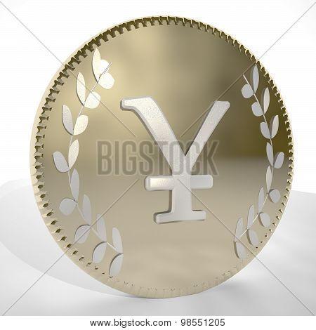 Yen Or Yuan Coin