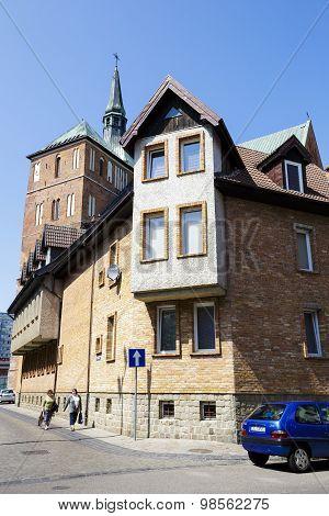 Tenement House In Kolobrzeg