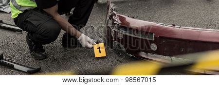 Accident Scene Investigation
