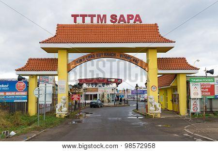 Sapa Vietnamese Market