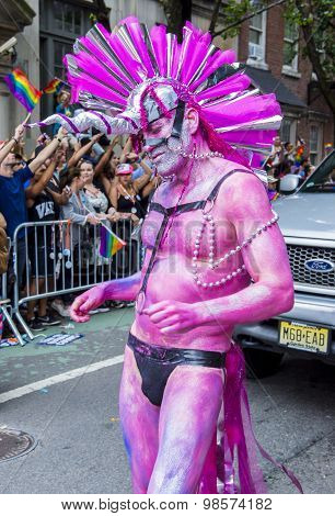 New York  Gay Pride Parade