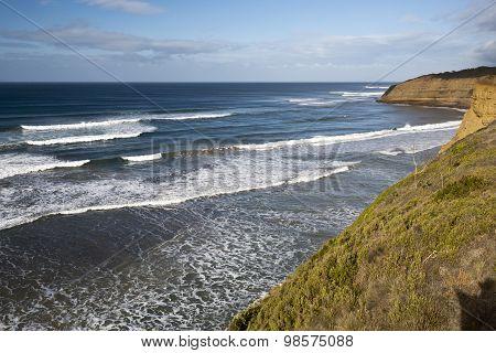 Bird Rock Beach, Great Ocean Road, Australia